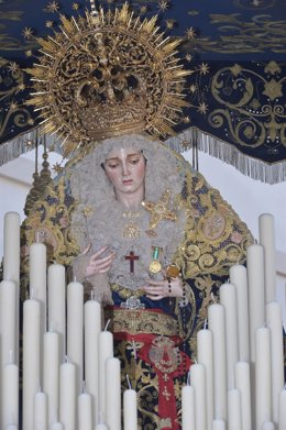 Virgen del Amor de Málaga