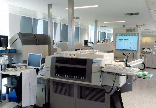 Valladolid.- Laboratorios Río Hortega
