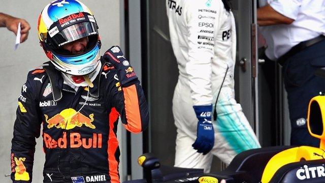 Daniel Ricciardo Austria