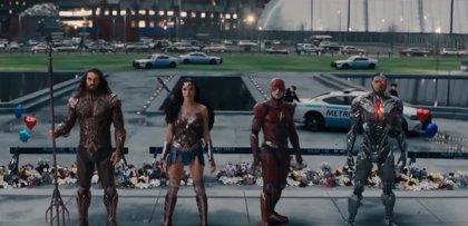 Liga de la Justicia: Espectacular avance del nuevo trailer