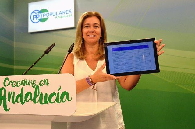 [Comunicación Pp Andaluz]Nota De Prensa, Audio, Foto Y Documentación Pp Andaluz:
