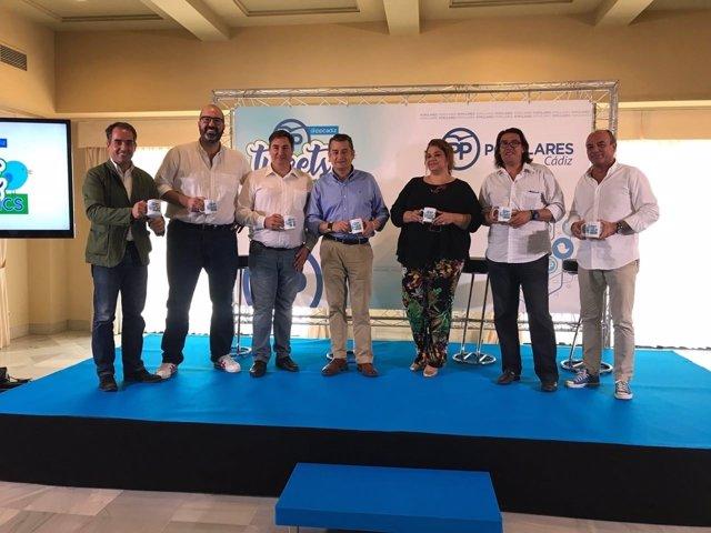 Jornada sobre redes sociales en Los Barrios (Cádiz)