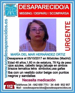 MARÍA DEL MAR HERNÁNDEZ ORTIZ