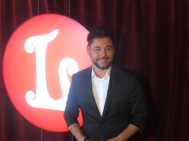 El cantante Miguel Poveda