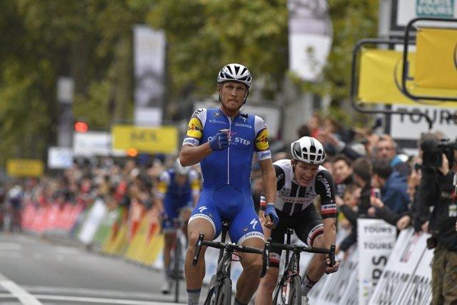 Matteo Trentin Quick-Step París-Tours