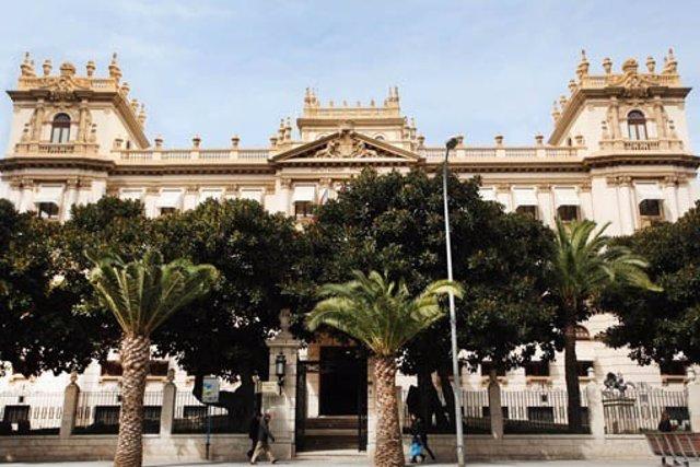 Palacio de la Diputación de Alicante