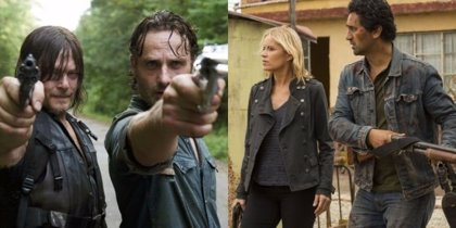 Habrá crossover de 'The Walking Dead' y 'Fear The Walking Dead' el próximo año