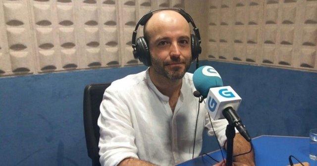 Luís Villares en Radio Galega