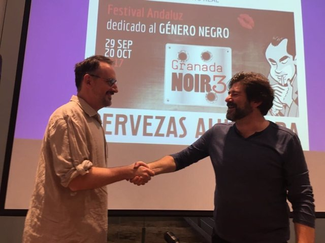 Gabriel Hernández Walta y Juanjo Guarnido