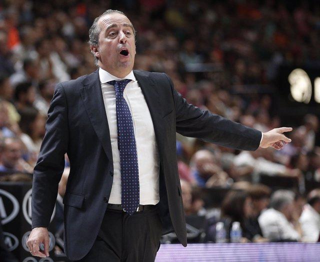 Txus Vidorreta (Valencia Basket Club)