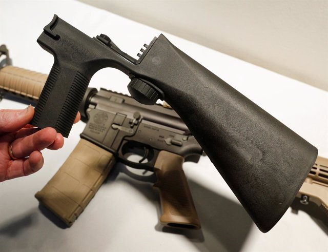 Dispositivo 'bump-stock'