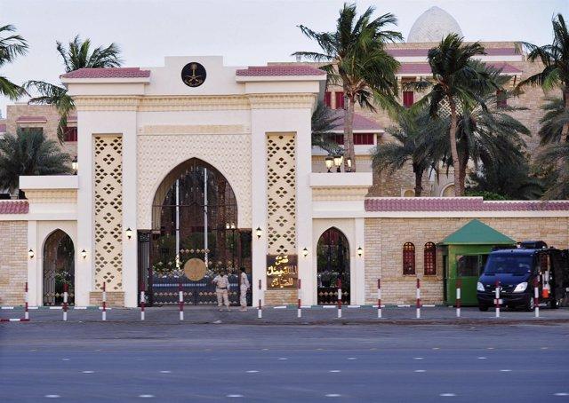 Palacio en Yida