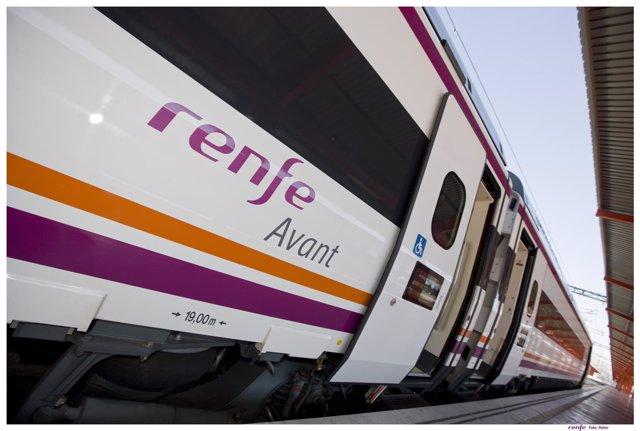 Tren Avant de Renfe