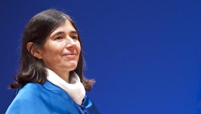 Maria Blasco en imagen de archivo