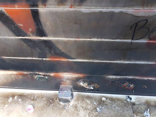 Intentan de quemar la sede de la CUP en Barcelona.