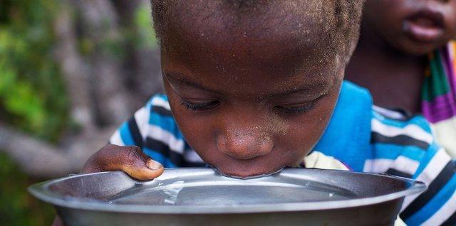 WaterAid agua y cólera