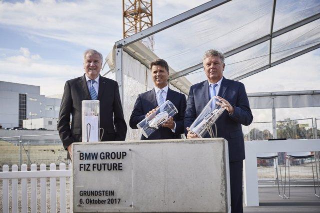 Inversión de BMW en innovación en Munich (Alemania)