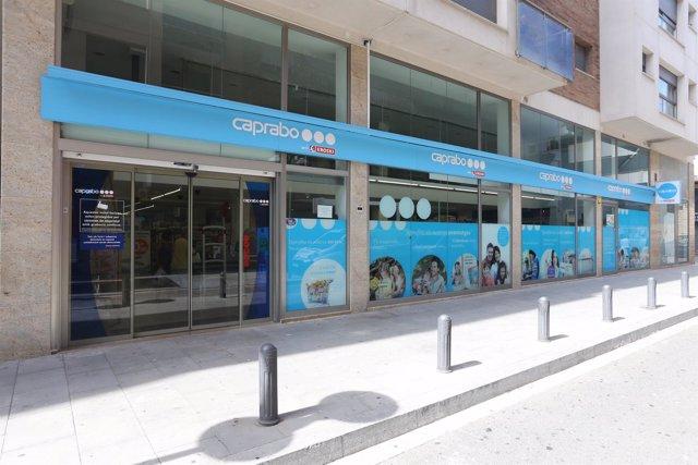 Caprabo en Ulldecona, supermercado de Caprabo