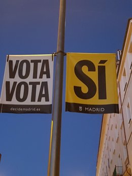 Consulta ciudadana en Madrid