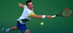 Bautista s'acomiada de Xangai en primera ronda (ATP)