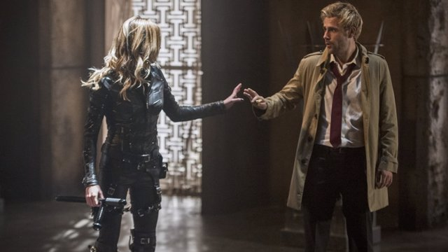 Constantine en Arrow
