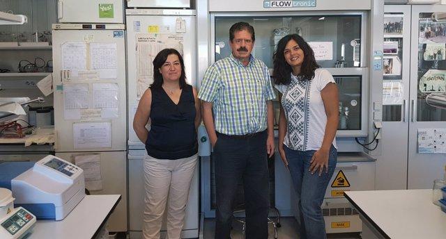 Investigadores del Instituto de Parasitología y Biomedicina López Neira