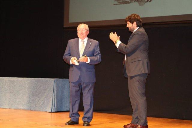 Fotos/ Fernando López Miras Preside El Acto De Entrega De Los Premios Del Mayor