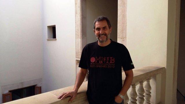 El matemático Josep Lluís Pol