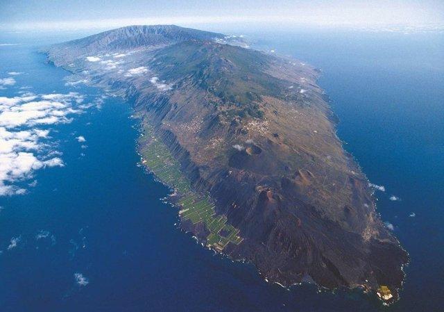 Isla de La Palma (Cumbre Vieja)