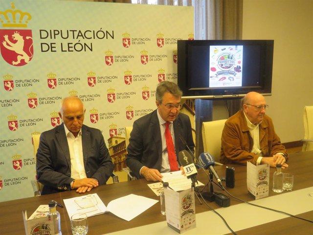León: Majp (C) Presenta La Feria De Productos De León