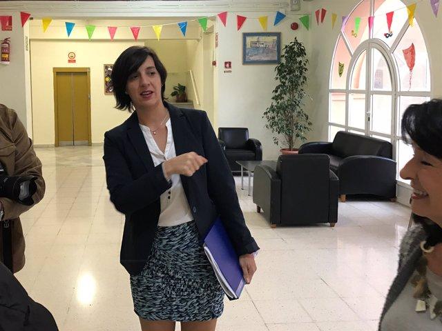Lourdes burgos diputación málaga
