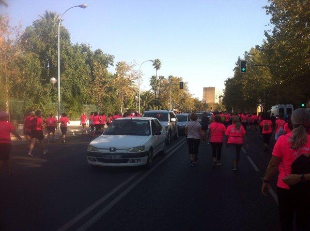 La frustrada Carrera de la Mujer de Sevilla.
