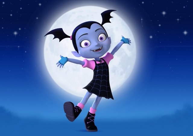Vampirina llega a Disney Junior