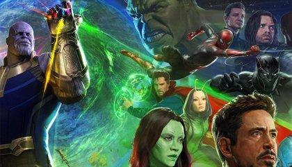 Vengadores Infinity War: Nuevas imágenes de Spider-Man, Groot, Capitán América, Viuda Negra y compañía