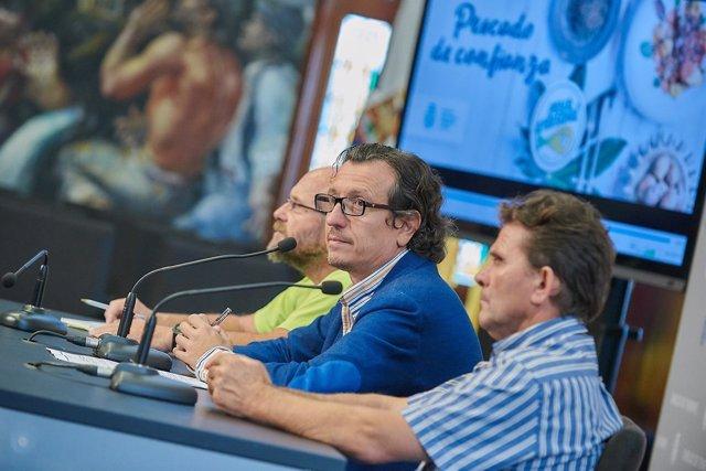 Nota De Prensa Y Fotografías: Pesca Artesanal Campaña