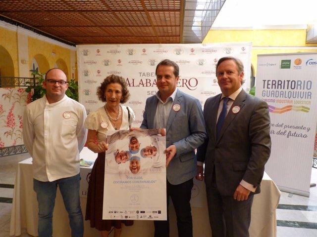 N.P Presentaciónasamblea Cocineros Profesionales Euro Toques