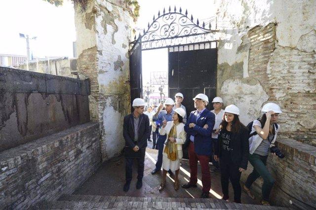 Casa barrabino Torremolinos rehabilitación proyecto peatonalización centro cultu