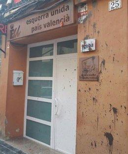 Sede de EUPV en València