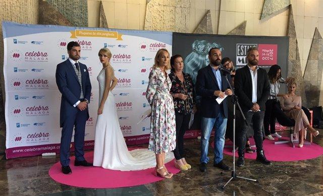 Presentación de Estilo MLG y Celebra Málaga