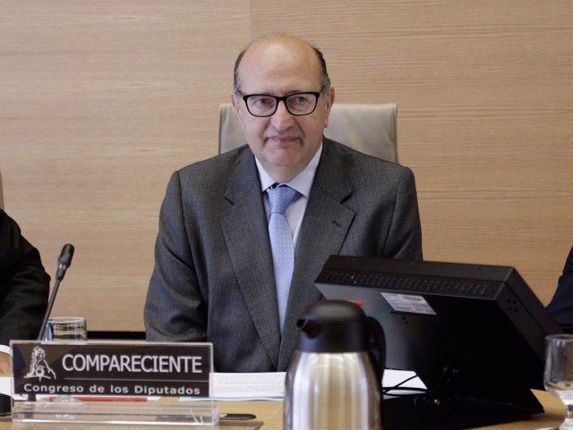 Ramón Álvarez de Miranda, presidnete del Tribunal de Cuentas