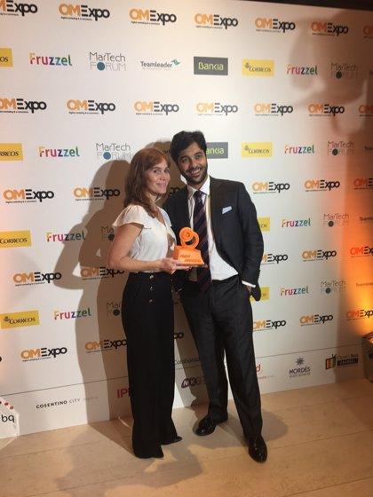 OneTouch Reveal de Johnson & Johnson, galardonada en los premios Digital Awards como 'Mejor Mobile App'