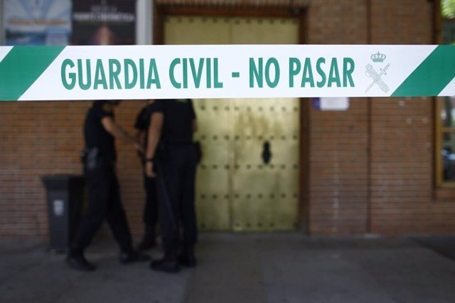 Guardia Civil. Foto de recurso