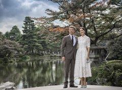 Federico y Mary de Dinamarca, viva imagen del amor en su viaje de estado a Japón