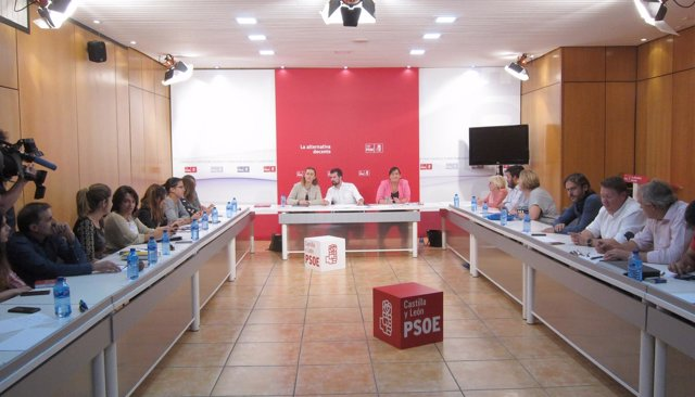 Comisión Ejecutiva Autonómica del PSOE de Castilla y León