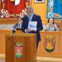 Foto: Ramos defiende la mejora de los datos en Talavera con menos desempleados