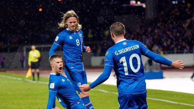 Islandia Mundial