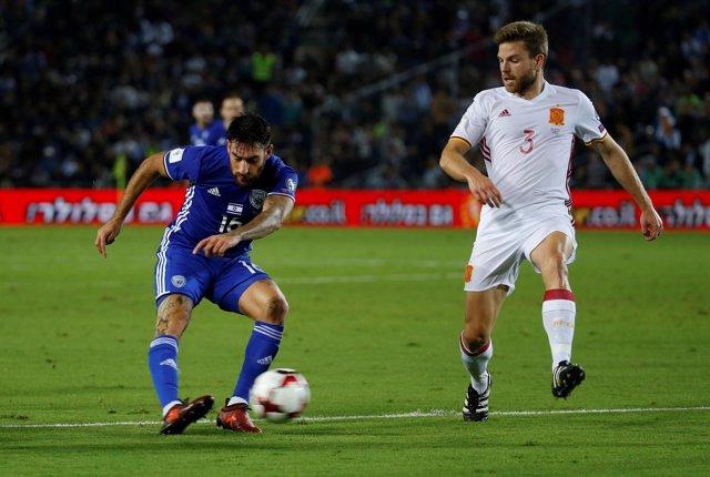España selección española Israel Asier Illarramendi