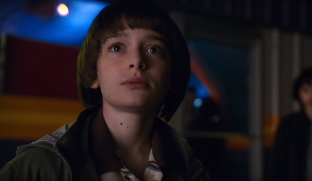 Noah Schnapp en 'Stranger Things'