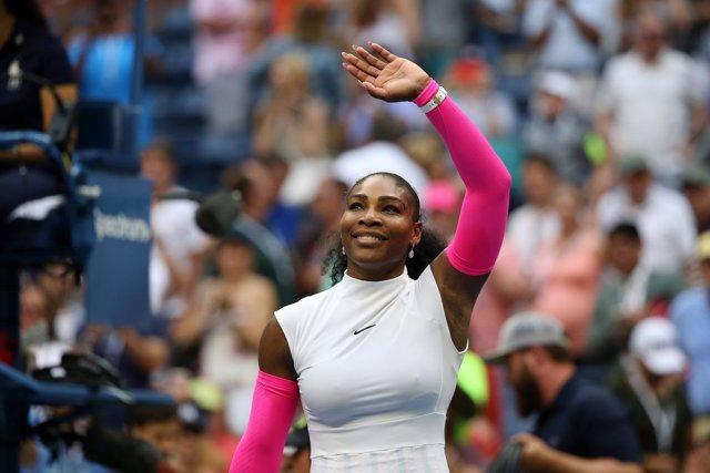 Serena Williams a l'US Open