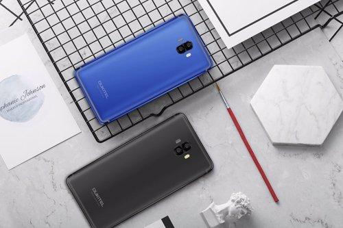 Smartphone Oukitel K8000